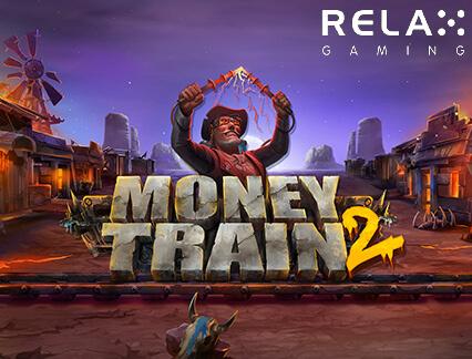Výherní automat Money Train 2 (Relax Gaming)