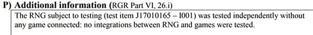 Jediná věta, která snížila věrohodnost auditu Betsoft her na minimum